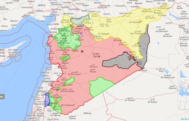 مناقصات سوریه