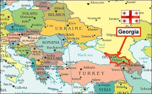 مناقصات گرجستان