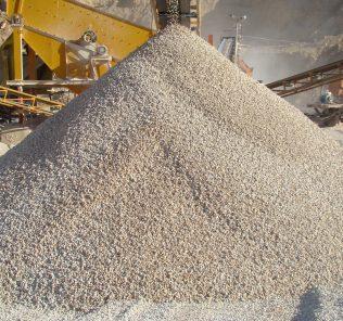 مناقصه شن، ماسه، خاک و سنگ