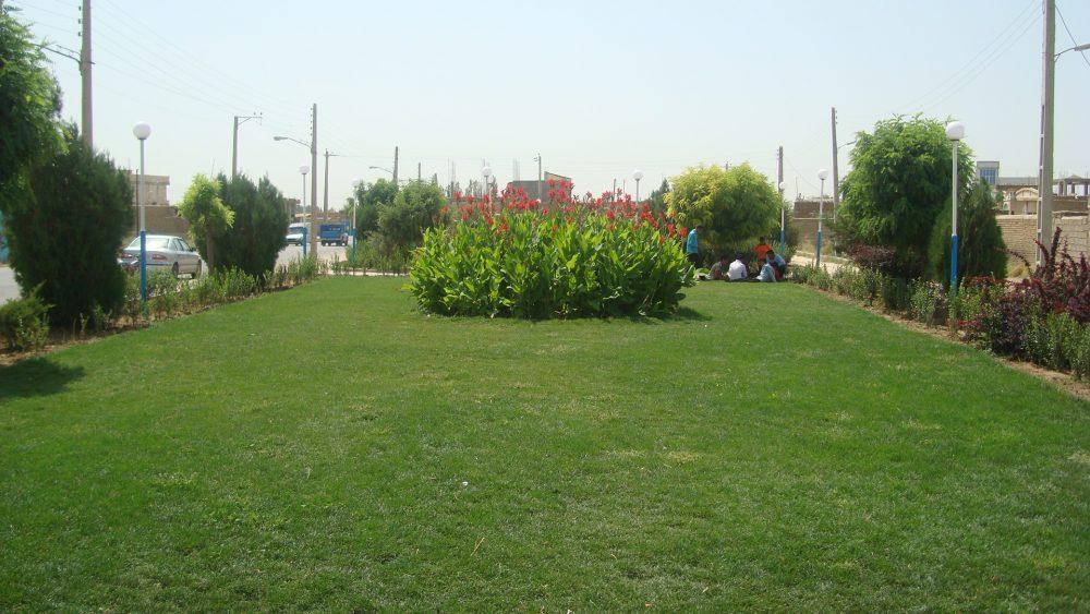 مناقصات فضای سبز شهرداری در تجریش