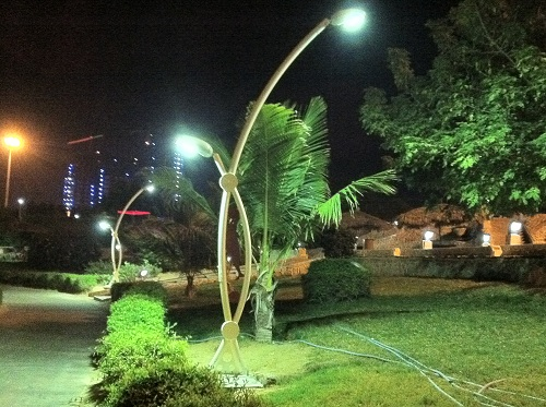 مناقصه های تهیه چراغ خیابانی