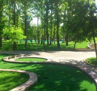 مناقصه فضای سبز در یزد
