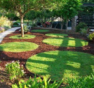 مناقصه طراحی فضای سبز
