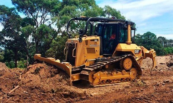 مناقصه عملیات خاکریزی