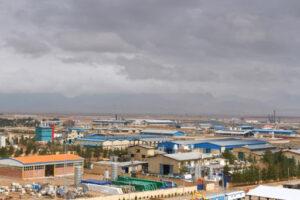 مناقصه شرکت شهرکهای صنعتی اصفهان