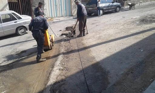 مناقصه شهرداری شیرود